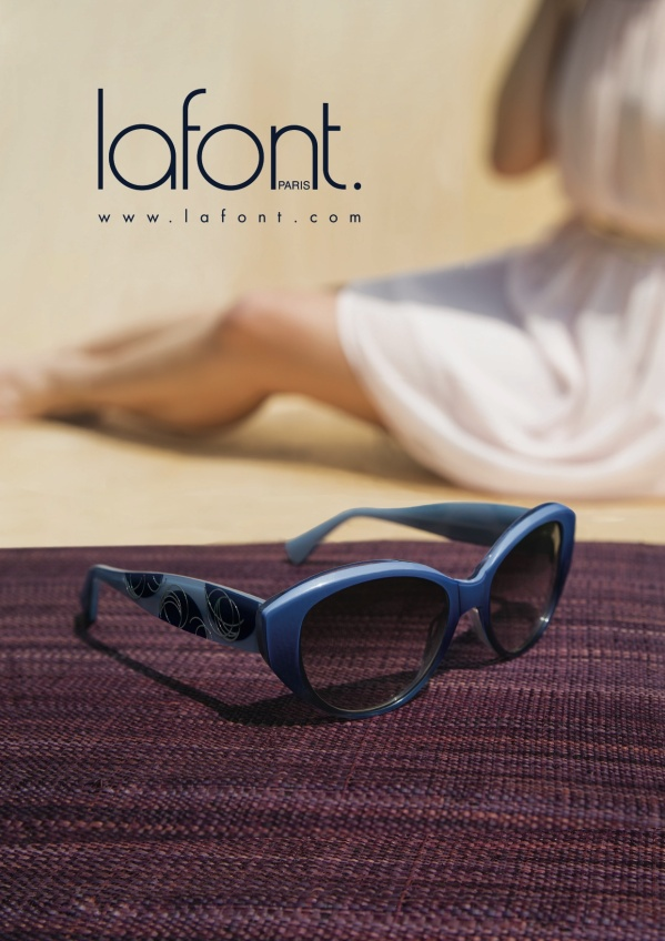Lafont - Campagne Printemps - Eté 2015